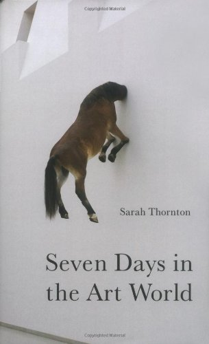 9781847080370: seven days in the art World
