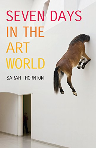 9781847080844: Seven Days in the Art World