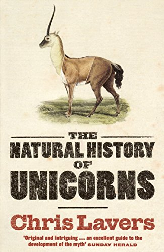 9781847081179: Natural History of Unicorns