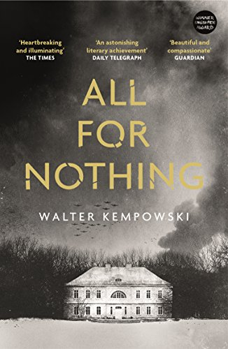 9781847087218: All for Nothing