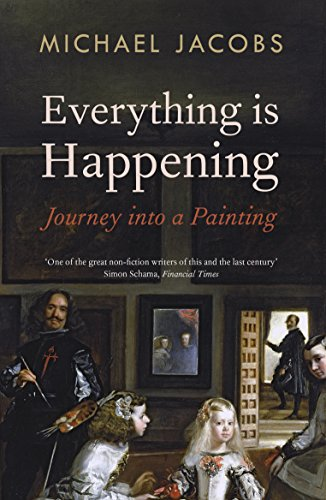 9781847088086: Everything is Happening: Journey into a Painting