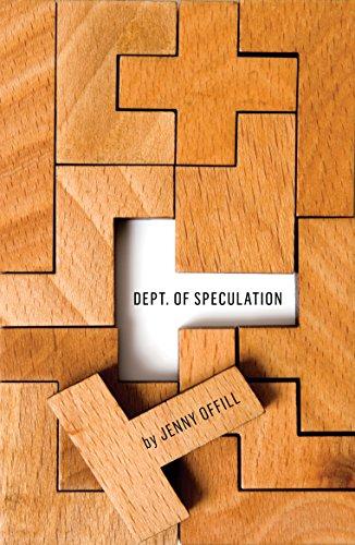 9781847088734: Dept. of Speculation