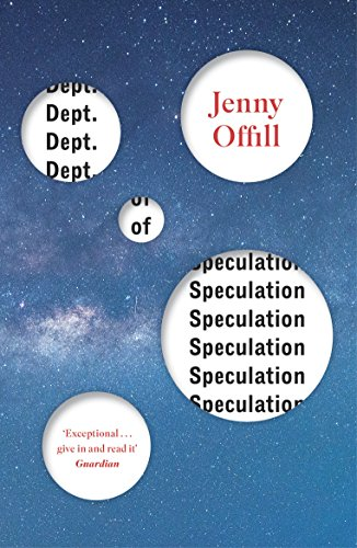 9781847088741: Dept. of Speculation