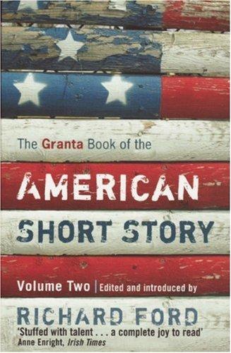 9781847089045: Granta Book of the American Short Story :Vol 2