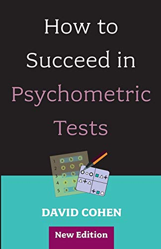 9781847090003: How to Succeed in Psychometric Tests