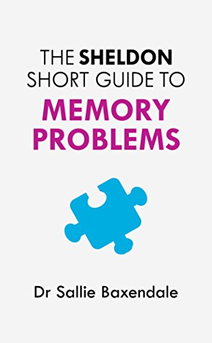 9781847093660: The Sheldon Short Guide to Memory Problems