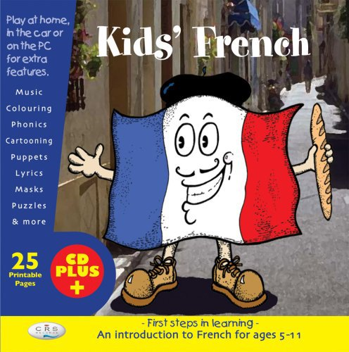 9781847110497: Kids' French: First Steps in Learning