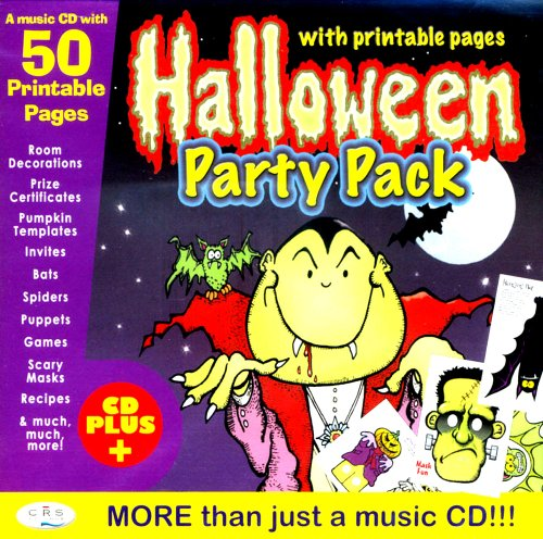 9781847110558: Halloween Party Pack