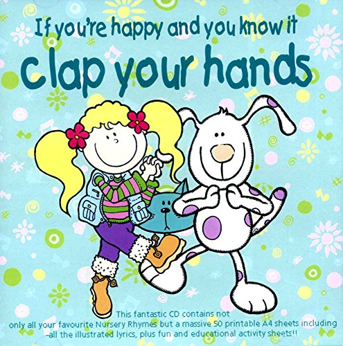 9781847110831: If You're Happy and You Know it Clap Your Hands