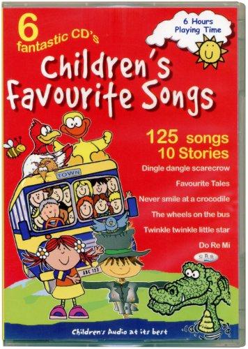 9781847111586: Children's Favourite Songs 6 CD set