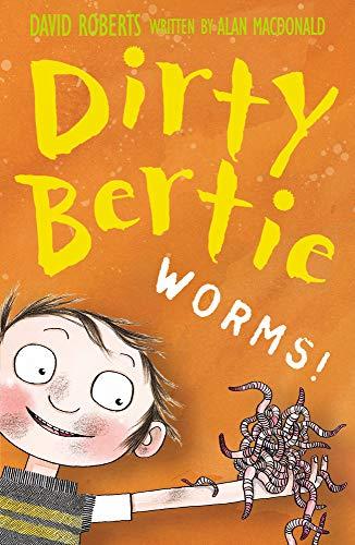 9781847150042: Worms! (Dirty Bertie)