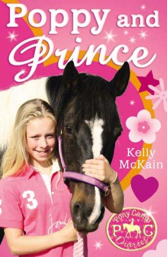 9781847150073: Poppy and Prince (Pony Camp Diaries)