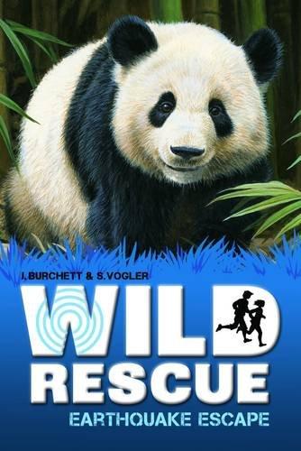 Wild Rescue Earthquake Escape: Jan Burchett, Sara