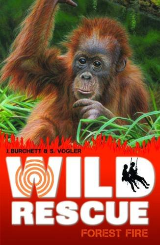 Forest Fire (Wild Rescue): Burchett, Jan and