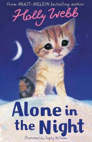 Alone in the Night (Paperback): Holly Webb