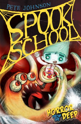 9781847151216: Horror from the Deep (Spook School)