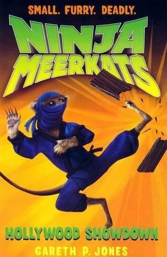 9781847152053: Hollywood Showdown (Ninja Meerkats)