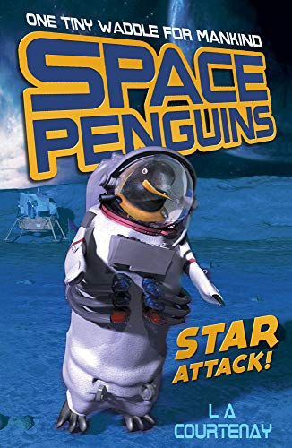 9781847152497: Star Attack! (Space Penguins)