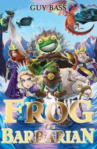 9781847154644: Frog The Barbarian (The Legend of Frog)