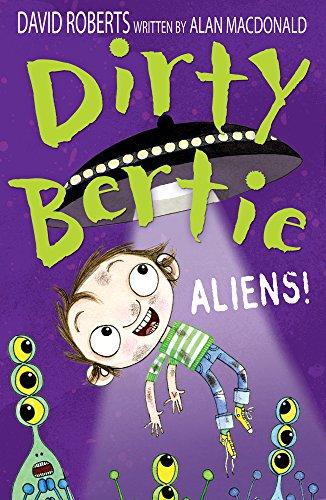 9781847155122: Aliens! (Dirty Bertie)