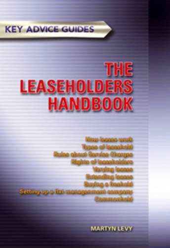 9781847161345: The Leaseholders Handbook: Third Edition