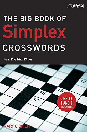 9781847171795: The Big Book of Simplex Crosswords from The Irish Times