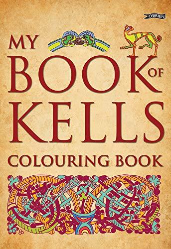 9781847172747: My Book of Kells Colouring Book (The Secret of Kells)