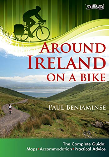 9781847173096: Around Ireland on a Bike: The complete guide: maps, accommodation, practical advice