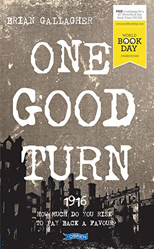 One Good Turn: WBD 2016: Brian Gallagher