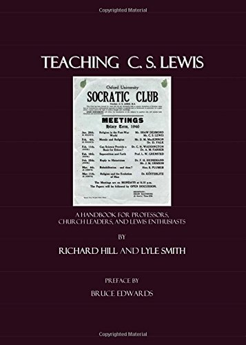 9781847181497: Teaching C. S. Lewis: A Handbook for Professors, Church Leaders, and Lewis Enthusiasts