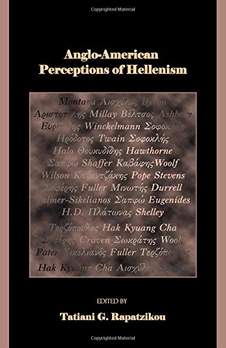 9781847182487: Anglo-American Perceptions of Hellenism