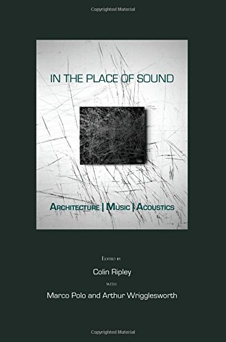 9781847183750: In the Place of Sound: Architecture U Music U Acoustics