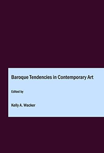 9781847183873: Baroque Tendencies in Contemporary Art