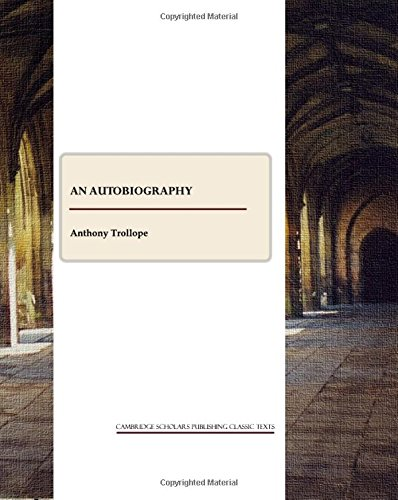 9781847186652: An Autobiography