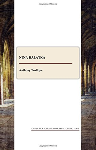 9781847187154: Nina Balatka