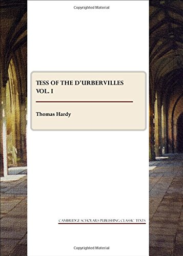 9781847188564: Tess of the D'urbervilles
