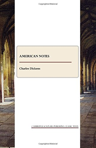 9781847188724: American Notes