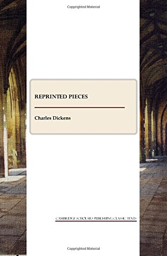 9781847189073: Reprinted Pieces