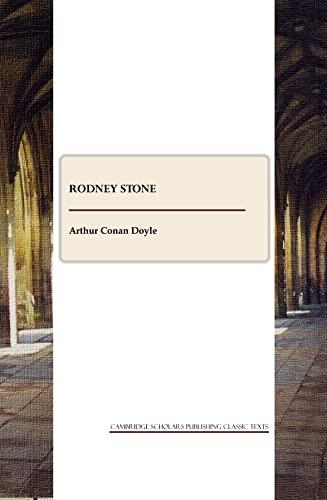9781847189592: Rodney Stone (Cambridge Scholars Publishing Classics Texts)