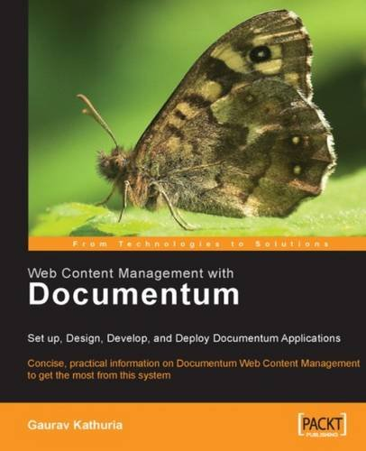9781847190031: Web Content Management with Documentum