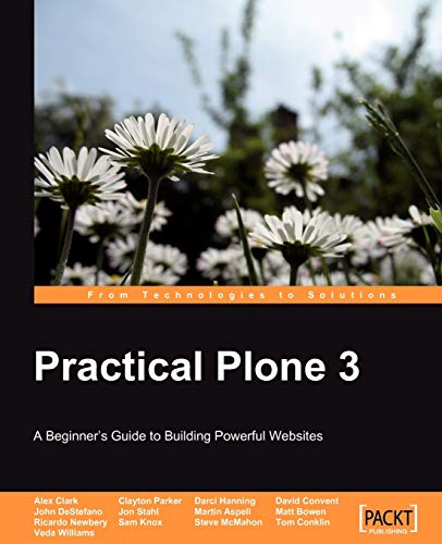 9781847191786: Practical Plone 3: A Beginner's Guide to Building Powerful Websites