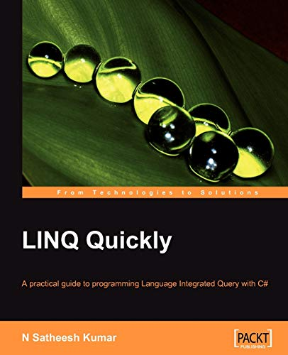 9781847192547: LINQ Quickly