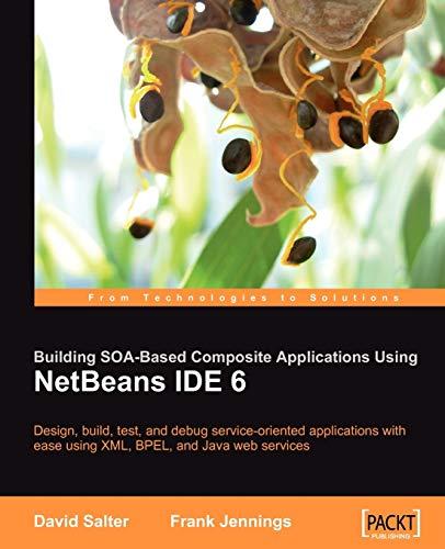 9781847192622: Netbeans Enterprise Pack: Building Soa Applications