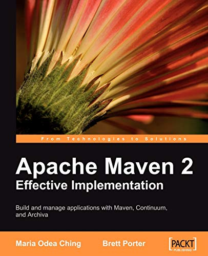 9781847194541: Apache Maven 2 Effective Implementation