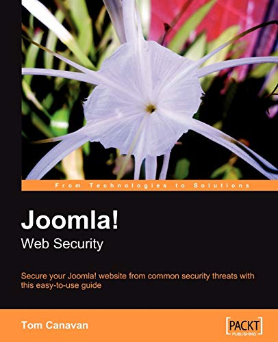 9781847194886: Joomla! Web Security