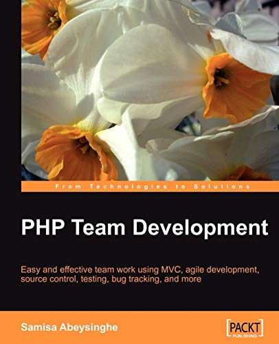 PHP Team Development: Samisa Abeysinghe