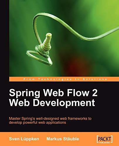 9781847195425: Spring Web Flow 2 Web Development