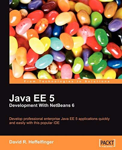 9781847195463: Java EE 5 Development with NetBeans 6