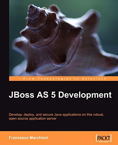 JBoss AS 5 Development: Francesco Marchioni