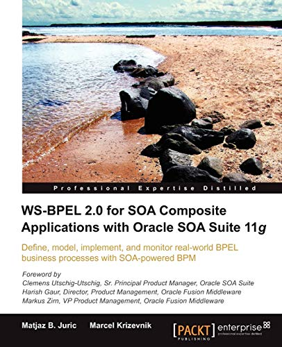 9781847197948: Ws-Bpel 2.0 for Soa Composite Applications with Oracle Soa Suite 11g